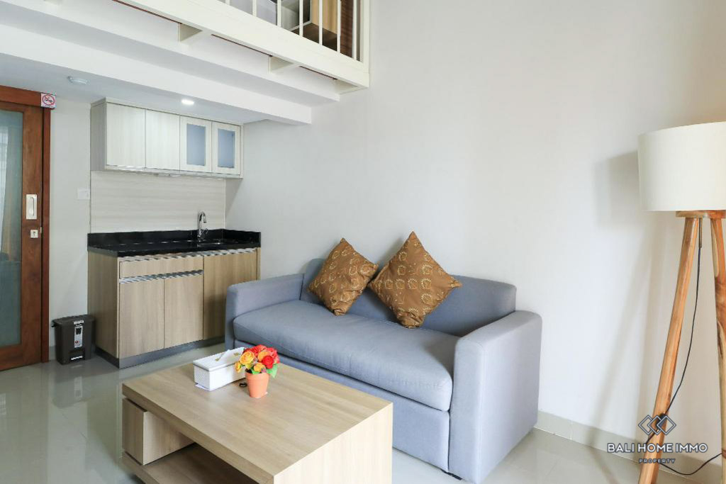 Villa Rent 1 Bedroom Apartment For Monthly Rental In Berawa Yl043 E Bali Home Immo