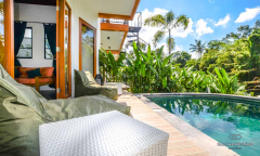 Image 3 from 1 Bedroom Hillside Villa For Long Term Lease in Canggu