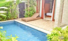 Image 1 from Villa de 1 chambre avec piscine à louer au mois dans Canggu - Batu Bolong