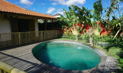Image 2 from 1 Bedroom Villa For Monthly Rental in Tiying Tutul - North Canggu