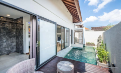 Image 1 from 1 bedroom villa for monthly & yearly rental in North Canggu