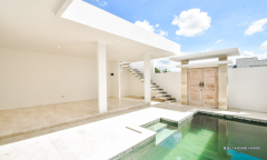 Image 2 from 1 Bedroom Villa with Ricefield View for Sale Leasehold in Pererenan