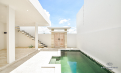 Image 1 from 1 Bedroom Villa with Ricefield View for Sale Leasehold in Pererenan
