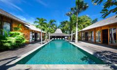 Image 1 from 10 Bedroom Villa For Sale Leasehold in Kerobokan