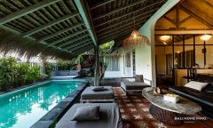 Image 3 from 2 Bedroom Ricefield View Villa For Monthly Rental in Kerobokan
