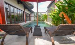 Image 2 from 2 Bedroom Villa For Long Term Rental in Kerobokan