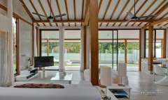 Image 3 from 2 bedroom villa for monthly & yearly rental near Nelayan Beach