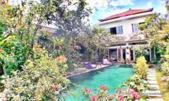 Image 1 from Villa 2 chambres à vendre Leasehold à Kerobokan
