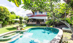 Image 1 from 2 Bedroom Villa For Yearly Rental in Canggu - Echo Beach