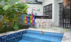 Image 2 from Disewakan Tahunan Villa 2 Kamar di Canggu