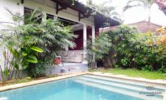 Image 2 from 2 Bedroom Villa For Yearly Rental in Kerobokan