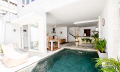 Image 1 from Villa de 2 chambres à louer à l'année près de la plage de Double Six