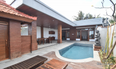Image 3 from 2 Bedroom Villa for Yearly Rental near Echo Beach - Canggu