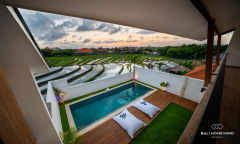 Image 2 from 3 Bedroom Ricefield View Villa For Rent in Canggu