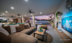 Image 3 from 3 Bedroom Ricefield View Villa For Rent in Canggu