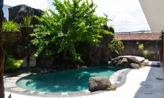 Image 1 from Villa de 3 chambres à coucher avec vue sur le champ de rizière à louer à Umalas
