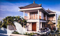 Image 2 from 3 Bedroom Townhouse For Sale Freehold in Babakan - North Canggu