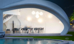 Image 2 from 3 Bedroom Unique Design Villa For Lease in Tanah Lot Area