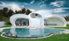 Image 1 from 3 Bedroom Unique Design Villa For Lease in Tanah Lot Area