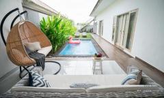 Image 1 from Villa de 3 chambres à louer au mois à Batu Bolong - Canggu