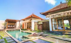 Image 2 from Villa de 3 chambres pour la location mensuelle et annuelle à Batu Bolong - Canggu