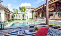 Image 3 from Villa de 3 chambres pour la location mensuelle et annuelle à Batu Bolong - Canggu