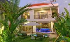 Image 1 from 3 bedroom villa for monthly - yearly rental in Canggu - Berawa