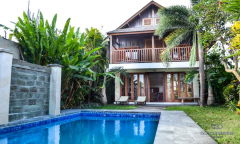Image 1 from 3 BEDROOM VILLA FOR SALE FREEHOLD IN CANGGU
