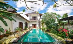 Image 1 from Villa 3 Kamar Dijual SHM di Canggu