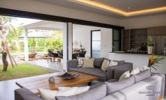 Image 3 from 3 Bedroom Villa For Sale Leasehold & Monthly Rental in Kerobokan