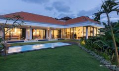 Image 1 from 3 Bedroom Villa With Ricefield View For Lease in Pererenan
