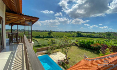 Image 1 from 3 Bedroom Villa With Ricefield View For Yearly Rental in North Canggu