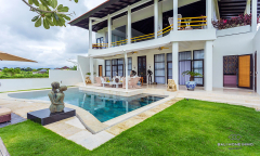 Image 1 from 3 Bedroom Villa with Ricefield View For Sale Leasehold in North Pererenan