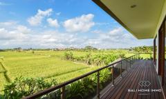Image 3 from Villa de 3 chambres avec vue sur le champ de riz près de la plage de Cemagi