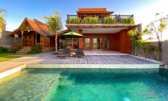 Image 3 from 3 Bedroom Villa with Stunning View for Yearly Rental in Munggu - Seseh