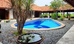 Image 2 from Villa 4 Kamar View Sawah Dijual di Canggu