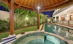 Image 2 from 4 Bedroom Villa For Monthly Rental in Kerobokan