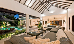 Image 3 from 4 Bedroom Villa For Rent Monthly Near Berawa Beach