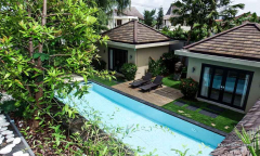 Image 3 from 4 BEDROOM VILLA FOR YEARLY RENTAL IN CANGGU
