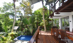 Image 1 from 5 bedroom riverside villa for Yearly rental & Sale Freehold in Tanah Lot area