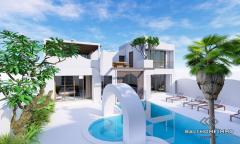 Image 3 from Villa de 5 chambres à vendre en location à Canggu