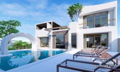 Image 2 from Villa de 5 chambres à vendre en location à Canggu