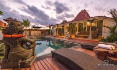 Image 3 from Villa classique de 6 chambres à coucher pour le mois et l'année à Canggu