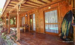 Image 2 from Villa de 6 chambres à louer à l'année à Pererenan