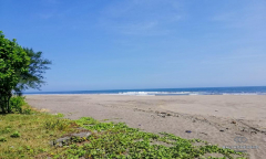 Image 3 from Beachfront Land For Sale Freehold in Balian - Tabanan