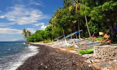 Image 1 from Tanah untuk Dijual Leasehold di Pantai Tulamben