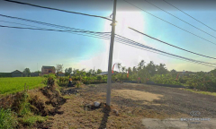 Image 1 from Land For Sale Leasehold in Nyanyi - Tanah Lot Area