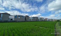 Image 1 from Terrain avec vue sur Ricefield à vendre en location près de la plage de cemagi