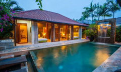 Image 3 from 3 bedroom villa for sale leasehold in Canggu nearby Batu Bolong beach