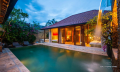 Image 2 from 3 bedroom villa for sale leasehold in Canggu nearby Batu Bolong beach